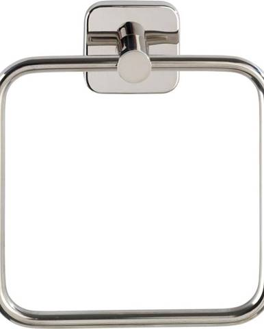 Nástěnný držák na ručníky z nerezové oceli Wenko Mezzano Ring
