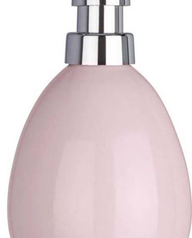 Růžový dávkovač na mýdlo Wenko Polaris Pink
