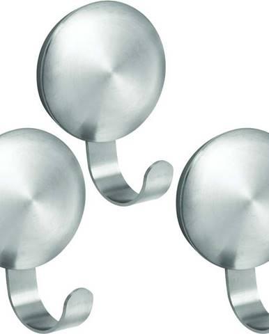 Set 3 kovových háčků iDesign Forma