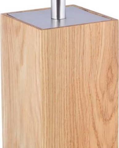 Toaletní kartáč z dubového dřeva Wireworks Mezza