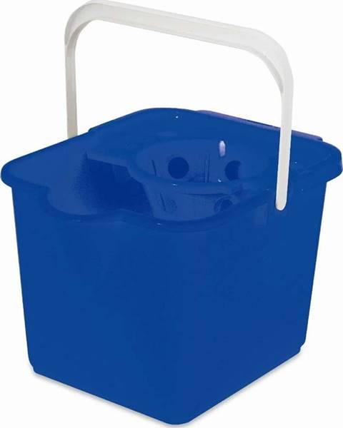 Addis Modrý kbelík na mop Addis Pail & Wringer