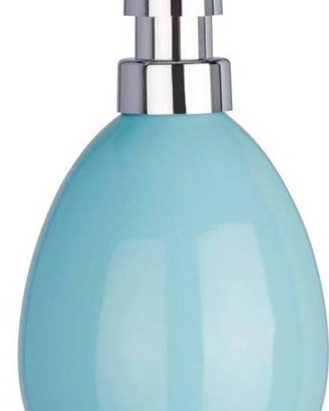 WENKO Světle modrý dávkovač na mýdlo Wenko Polaris Blue