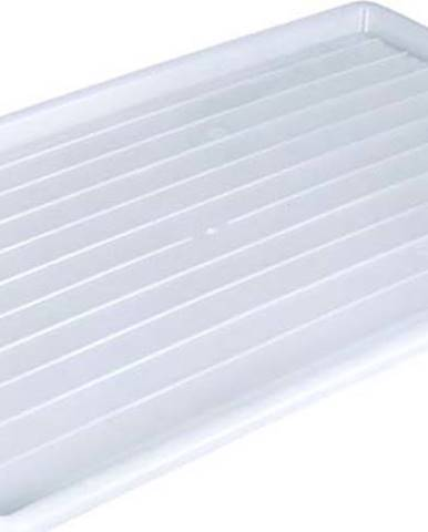 Bílý odkapávač na nádobí Metaltex Bac
