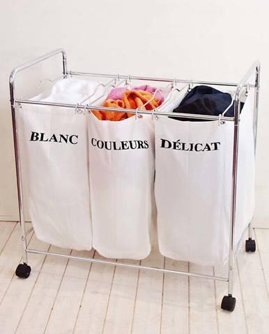 Dělený koš na prádlo Compactor Organized Washing