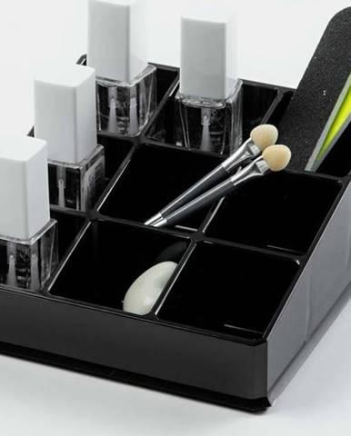Kosmetický organizér s 9 přihrádkami Compactor Nails Issue