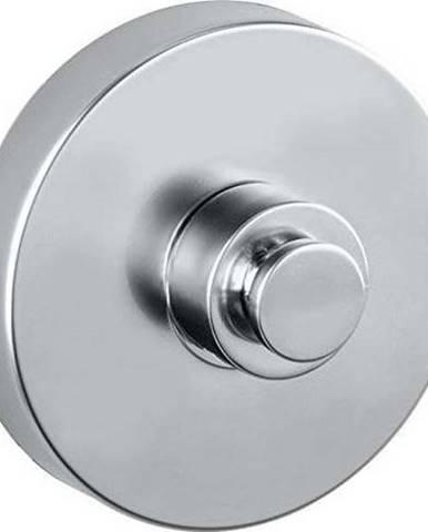 Nástěnný komponent v matně stříbrné barvě Wenko Loc Premium