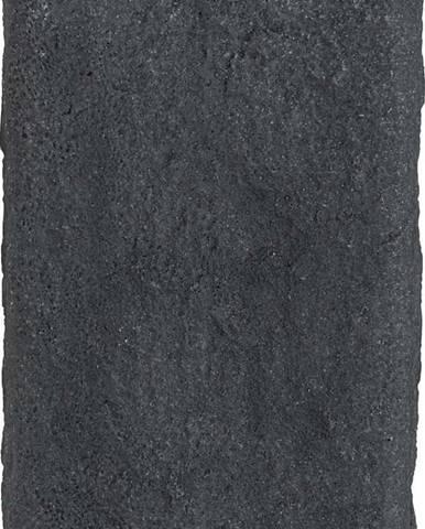 Tmavě šedý kelímek na kartáčky Wenko Villata