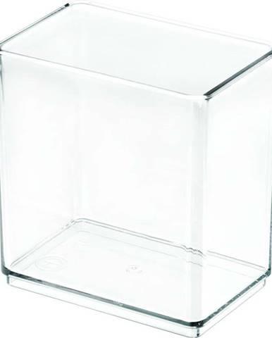 Transparentní úložný box iDesignTheHomeEdit, 7,9x12,1cm
