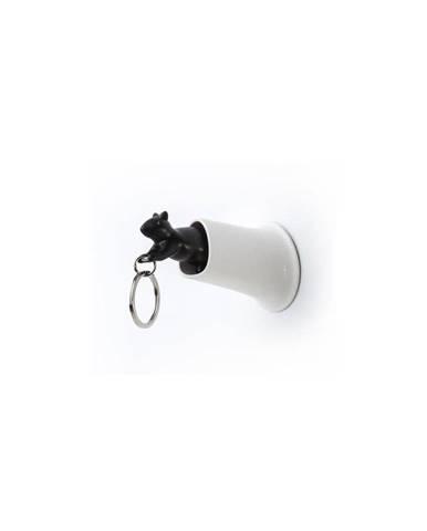Věšáček na klíče Qualy&CO Squirrel Key Holder