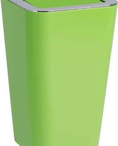Zelený odpadkový koš Wenko Candy