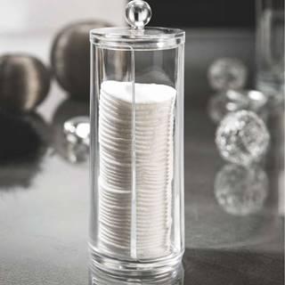 Kosmetický organizér na vatové tamponky Compactor, výška19cm