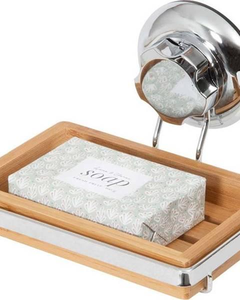 Compactor Bambusová nástěnná miska na mýdlo Compactor Spa