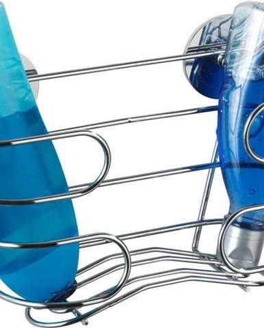 Samodržící polička na šampony Wenko Turbo-Loc, nosnost až 40 kg
