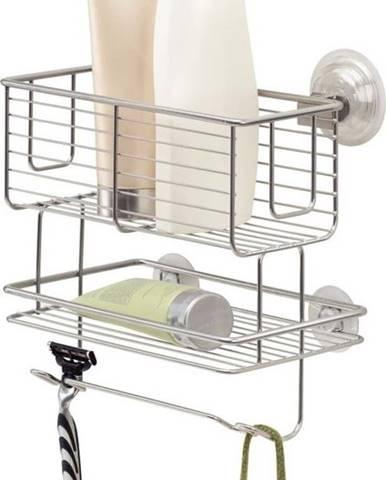 Závěsný samodržící košík iDesign Classico Suction