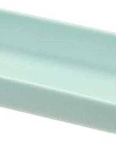 Zelený tácek na šperky iDesign Cade
