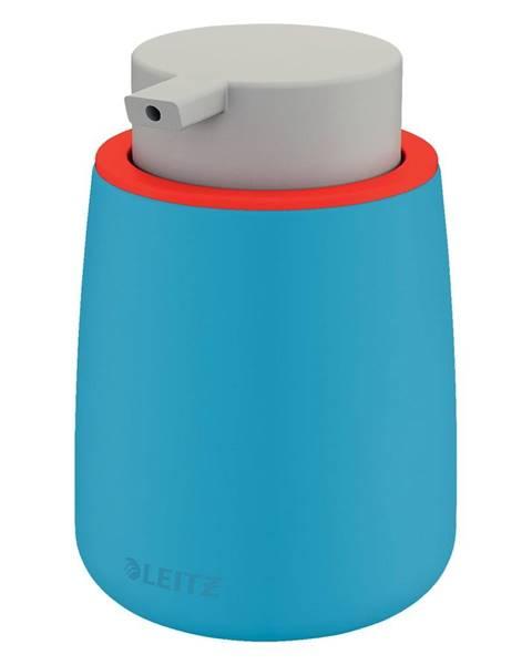 Leitz Modrý keramický dávkovač na mýdlo Leitz Cosy