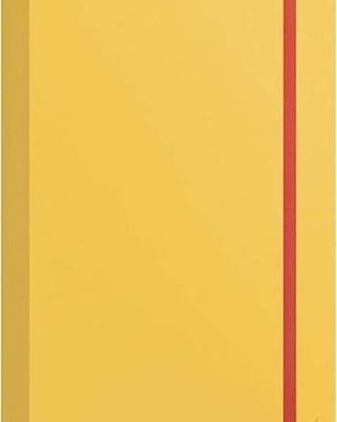 Leitz Žlutá katalogová kniha Leitz Cosy, A4