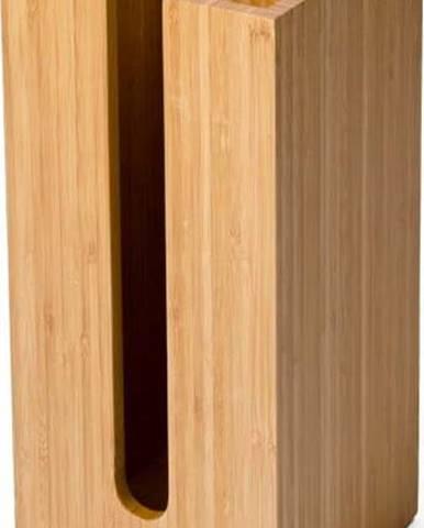 Bambusový stojan na uskladnění toaletního papíru Wireworks Arena Bamboo