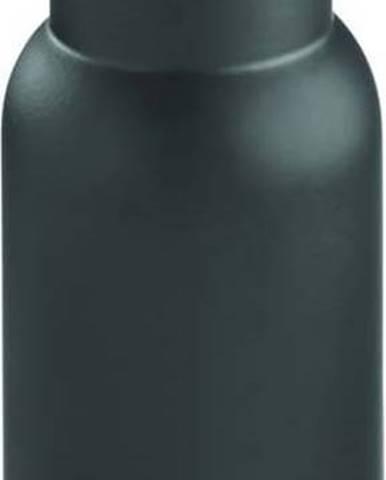 Černý dávkovač na mýdlo iDesign Austin, 700ml
