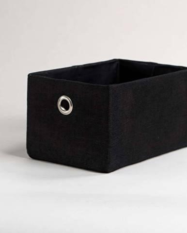 Černý úložný koš Compactor Basket Noir