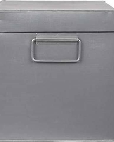 Kovový úložný box LABEL51, délka 60cm
