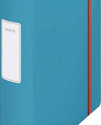 Modrý pákový pořadač Leitz Cosy, A4