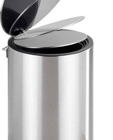 Pedálový odpadkový koš Wenko Monza Shiny, 3 l