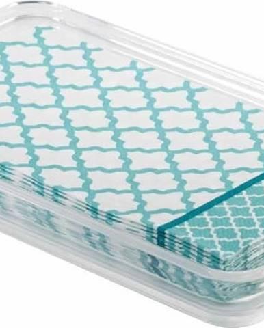 Zásobník na ručníky InterDesign Clarity, délka 25 cm