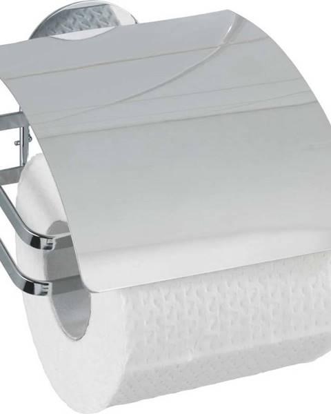 WENKO Samodržící držák na toaletní papír Wenko Turbo-Loc, nosnost až 40 kg