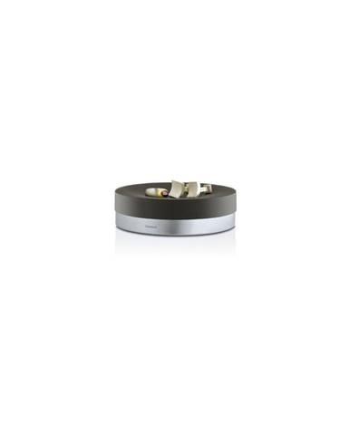 Černá miska na šperky či mýdlo Blomus Ara