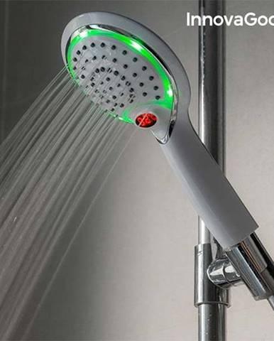 LED sprchová hlavice sčidlem aukazatelem teploty InnovaGoods