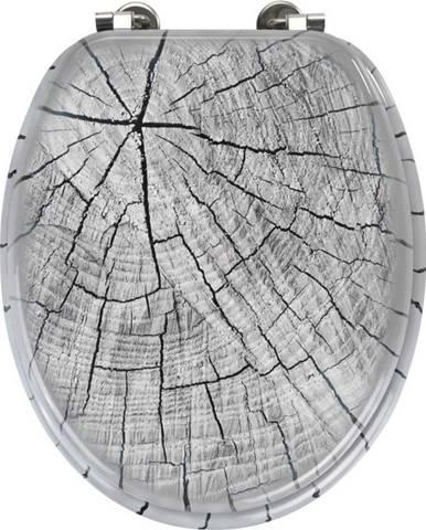 WC sedátko Wenko Wood, 42,5 x 37 cm