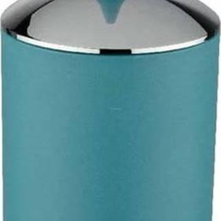 Petrolejově modrý toaletní kartáč Wenko Brasil Petrol