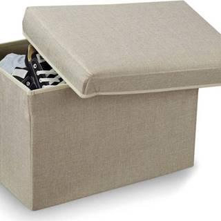Úložný box Domopak Ottoman, délka49cm