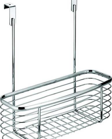 Kovový košík na kuchyňská dvířka iDesign Axis Basket
