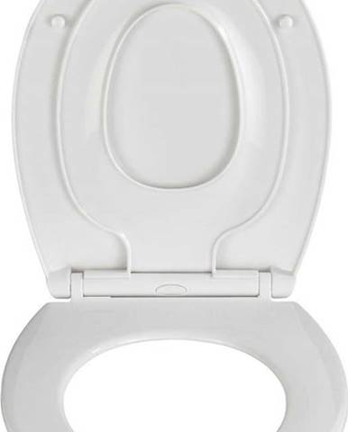WC sedátko 2 v 1 s dětským prkýnkem Wenko Syros, 44, x 37,5 cm