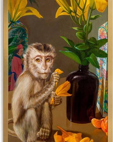 Velvet Atelier Obraz v rámu Velvet Atelier Mico, 65 x 45 cm