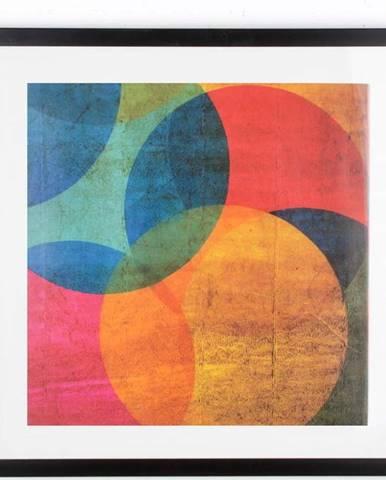 Obraz Graham & Brown Neon Circle,50x50cm
