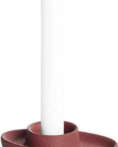 Svícen ve vínové barvě EMKO Aye Aye One Candle