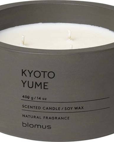 Svíčka ze sojového vosku Blomus Fraga Kyoto Yume,25 hodin hoření