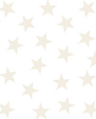Velkoformátová tapeta Artgeist Beige Stars, 400x280cm