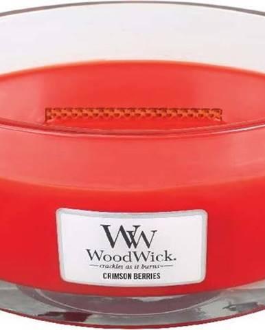 Vonná svíčka WoodWick Červená jeřabina, 30hodin hoření