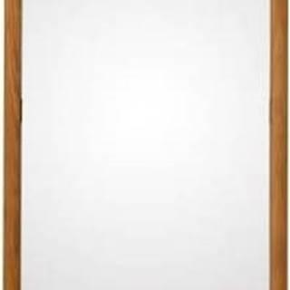 Stojací zrcadlo z masivního dubového dřeva Canett Uno, 46,6x170cm