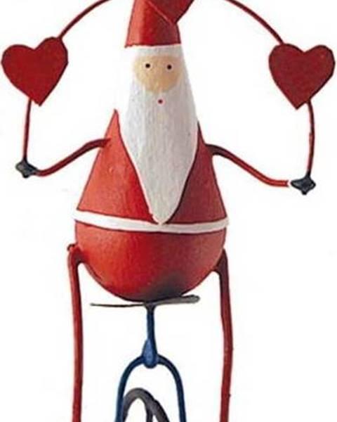 G-Bork Vánoční závěsná dekorace G-Bork Santa Claus