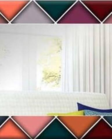Nástěnné zrcadlo Oyo Concept Colourful,120x40cm