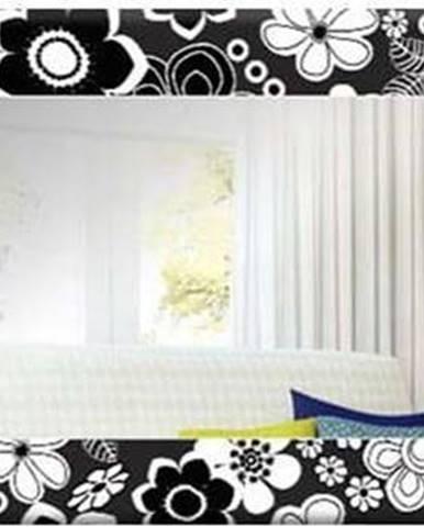 Nástěnné zrcadlo Oyo Concept Flowers,120x40cm