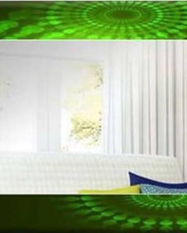 Nástěnné zrcadlo Oyo Concept Universe,120x40cm