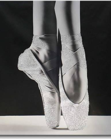 Obraz Styler Canvas Glam Ballet Dancer, 60 x 60 cm
