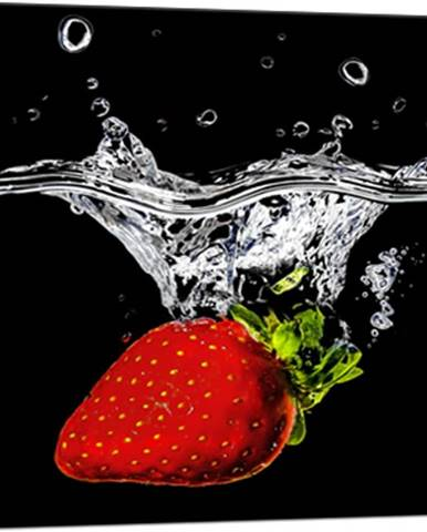 Obraz Styler Glasspik Red Fruits, 20 x 20 cm
