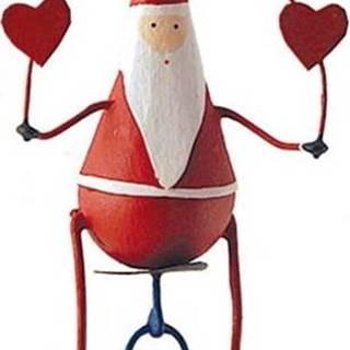 Vánoční závěsná dekorace G-Bork Santa Claus